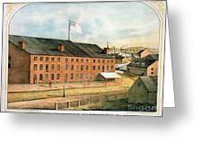 Civil War: Libby Prison Greeting Card