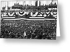 Clevelands Inauguration Greeting Card