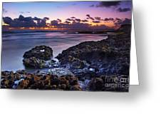 Coastal Landscape Greeting Card