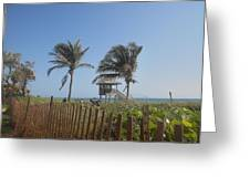 Coastal Life Greeting Card