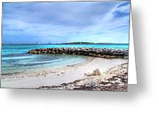 Coco Cay Greeting Card