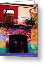 Colors Of Oaxaca Greeting Card