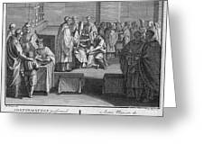 Confirmation, 18th Century Greeting Card