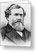 Cyrus Mccormick, American Inventor Greeting Card