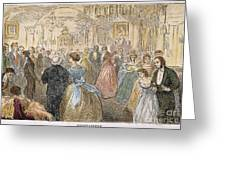 Dickens: Our Mutual Friend Greeting Card by Granger