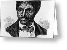 Dred Scott, African-american Hero Greeting Card by Photo Researchers
