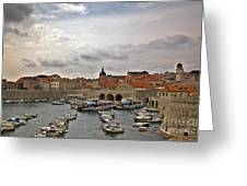 Dubrovnik View 5 Greeting Card