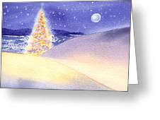 Dune Noel Greeting Card