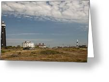 Dungeness Landscape Greeting Card