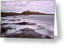 Dunstanburgh Castle Greeting Card
