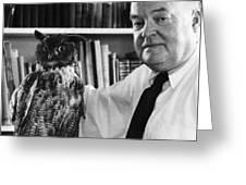Edmund Wilson (1895-1972) Greeting Card