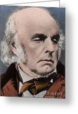Edward Fitzgerald Greeting Card by Science Source