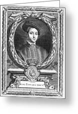 Edward Vi (1537-1553) Greeting Card