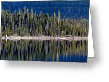 Elk Lake Oregon Greeting Card