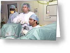 Endoscopy Greeting Card