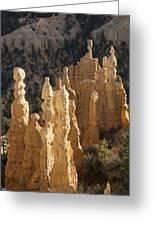 Fairyland Canyon Greeting Card