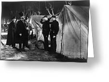 Film Still: Abraham Lincoln Greeting Card