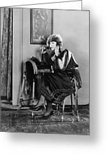 Film Still: Telephones Greeting Card