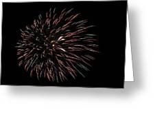 Fireworks Fun 3 Greeting Card