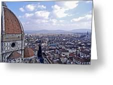 Florence I Greeting Card