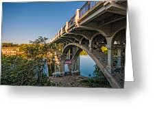 Ford Parkway Bridge Greeting Card