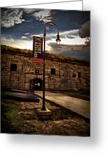 Fort Adams State Park Greeting Card