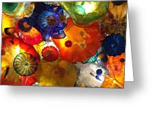 Glass Mosaic Greeting Card