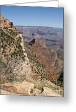 Grand Canyon National Park Arizona Usa Greeting Card