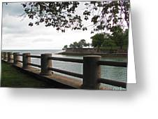 Harbors Point Greeting Card