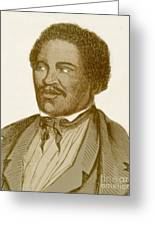 Henry Box Brown, African-american Greeting Card by Photo Researchers