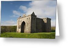 Hermitage Castle Greeting Card