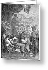Herodotus (c484-c425 B.c.) Greeting Card