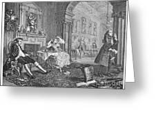 Hogarth: Marriage Greeting Card
