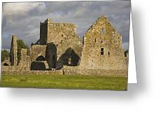Hore Abbey, Cashel, County Tipperary Greeting Card