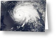 Hurricane Gordon Greeting Card