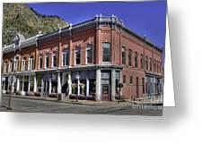 Idaho Springs Colorado Greeting Card