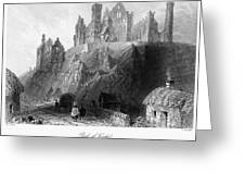 Ireland: Rock Of Cashel Greeting Card
