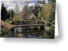 Irish National Botanic Gardens, Dublin Greeting Card