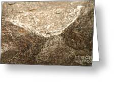 Iron-nickel Meteorite Greeting Card