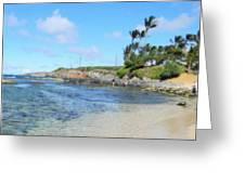 Island Love Greeting Card