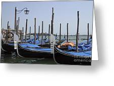 Italy Venice  Greeting Card