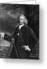 James Brindley (1716-1772) Greeting Card