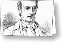 James K. Polk (1795-1849) Greeting Card