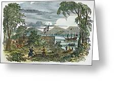 Jamestown Greeting Card