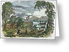Jamestown Greeting Card