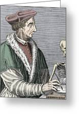 Jean Fernel, French Physician Greeting Card