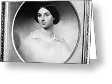 Jessie Ann Fremont Greeting Card
