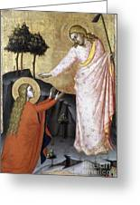 Jesus: Resurrection Greeting Card
