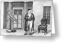 Johann Carl Friedrich Gauss, German Greeting Card