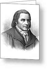 Johann Heinrich Pestalozzi, Swiss Greeting Card